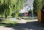 Camping avec Piscine couverte / chauffée Suisse - Camping Simplonblick-1