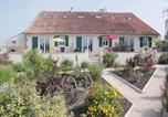Location vacances Neuvy-Bouin - Holiday Home La Bonniniere-3
