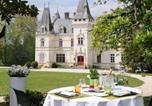 Hôtel Charroux - Relais du Silence Château de Nieuil-2