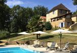 Hôtel Badefols-sur-Dordogne - Chambres d'hôtes Au Coeur De Lolhm-1