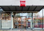 Hôtel Hanovre - Ibis Hotel Hannover City-1