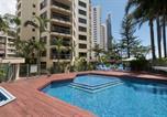 Villages vacances Broadbeach - Aloha Apartments-3