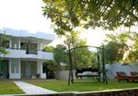 Hôtel Beruwala - Villa layanga - riverside guestrooms-1