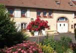 Hôtel Moselle - Chambre d'hôte au Grenier d'Abondance-1