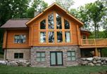 Location vacances Nominingue - Location 4 Saisons - Deer Lodge-2