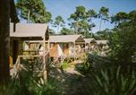 Camping avec Piscine couverte / chauffée Tosse - Village Naturéo-2