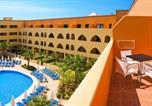 Hôtel Ayamonte - Apartamentos Playamarina-2
