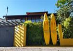 Hôtel Florianópolis - Submarino Hostel-2