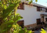 Location vacances Bélmez de la Moraleda - Casa rural Alojamiento Garganton-4