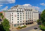Hôtel Nuremberg - Sheraton Carlton Nuernberg-1