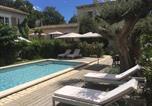 Location vacances Saint-Tropez - Villa La Begude-1