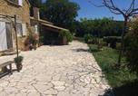 Location vacances Alba-la-Romaine - Maison de caractère en plein coeur des vignes-3