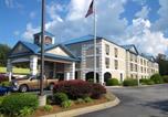 Hôtel Columbia - Best Western Executive Inn & Suites-3