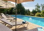 Location vacances Carlux - Beautiful Villa with Private Pool in Masclat-4