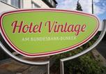 Hôtel Mayence - Hotel Vintage Am Bundesbank-Bunker-2