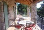 Location vacances Bessas - Appartement Barjac, 3 pièces, 6 personnes - Fr-1-382-123-2