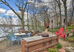 Location vacances Green Lake - Airy Cottage with Dock and Views on Buffalo Lake!-3