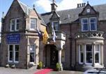 Hôtel Inverness - Crown Court Town House Hotel-1