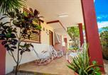 Location vacances  Cuba - Spectacular house in front of the beach!-1