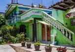 Hôtel Mexique - Iguana Hostel-3