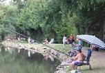 Camping avec Piscine couverte / chauffée Parcoul - Camping Les Etangs du Plessac - Camping Paradis-4