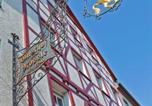 Hôtel Eppingen - Hotel Gasthof Zum Rössle-2
