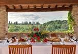 Location vacances Greve in Chianti - Strada in Chianti Villa Sleeps 14 Pool Air Con Wifi-4