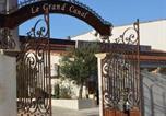 Hôtel Bord de mer de Carry le Rouet - Le Grand Canal-1