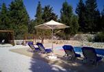 Location vacances Βάμος - Evdemonia Villas Gavalochori-4