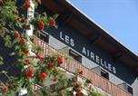Hôtel Saint-Jacques-en-Valgodemard - Hotel Les Airelles-1