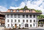 Hôtel Pont-en-Ogoz - Romantik Hôtel l'Etoile-1