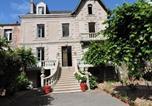 Hôtel Magnac-Bourg - Lime trees-1