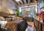Location vacances Alhambra - Luxury Downtown Los Angeles Loft-2