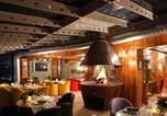 Hôtel Fenestrelle - Hotel Shackleton Mountain Resort-3