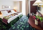 Hôtel 4 étoiles Pau - Mercure Lourdes Impérial-4