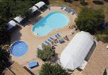 Camping avec Quartiers VIP / Premium Borgo - Homair - Acqua e Sole-2