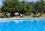Camping avec Piscine Clairvaux-les-Lacs - Camping de Mépillat-1