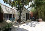 Location vacances Salavas - Le Magnolia-4