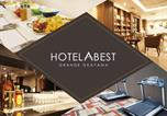 Hôtel Kurashiki - Hotel Abest Grande Okayama-1