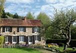 Location vacances Bourgogne - Charming Mansion in Sailly with Jacuzzi-2