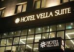 Hôtel Suwon - Vella Suite Hotel-2