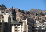 Location vacances La Paz - Hostel Porvenir-2