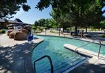 Hôtel Wisconsin Dells - Polynesian Water Park Resort-3
