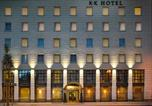 Hôtel Biergarten - K+K Hotel am Harras-1