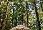 Villages vacances Cottage Grove - South Jetty Camping Resort Yurt 5-1