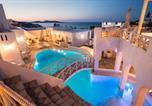 Hôtel La plage de Kolymbithrès - Kanale's Rooms & Suites-2