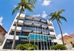 Hôtel João Pessoa - Marinas Praia Flat - Ap 315 - Cabo Branco-2
