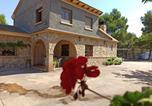 Location vacances Daroca - Casilla del Pinar-3