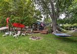 Location vacances Ann Arbor - Waterfront Home on Portage Lake with Dock and Deck-1