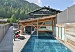 Hôtel 4 étoiles Essert-Romand - Hôtel Le Montana & Spa-2